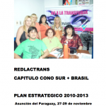 Planificación Estratégica 2010-2013 REDLACTRANS Capitulo Cono Sur + Brasil