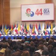 """La OEA aprueba el proyecto de resolución de la Coalición de activistas LGBTTTI y REDLACTRANS en la 44°Asamblea General de la OEA """"Desarrollo con Inclusión Social"""""""