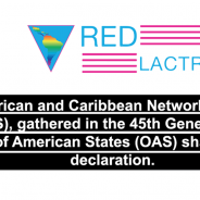 The Latin-American and Caribbean Network of Trans Persons (REDLACTRANS), gathered in the 45th General Assembly of the Organization of American States (OAS) shares the following declaration.