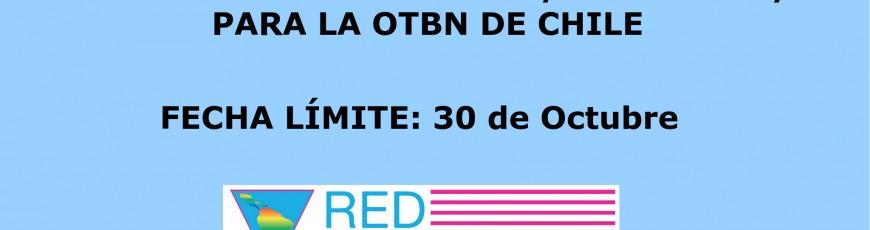 REDLACTRANS EXTIENDE LA CONVOCATORIA PARA EL PUESTO DE  ASESOR/A JURIDICO/A EN LA OTBN DE CHILE