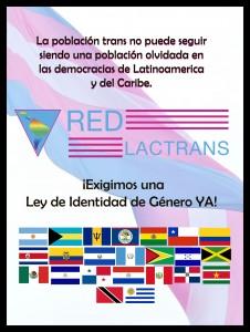 Folleto Institucional REDLACTRANS - Frente