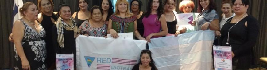 REDLACTRANS finalizó el año con un exitoso taller que reunió a lideresas trans de la región en Panamá